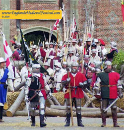 The Siege Of Herstmonceux Castle